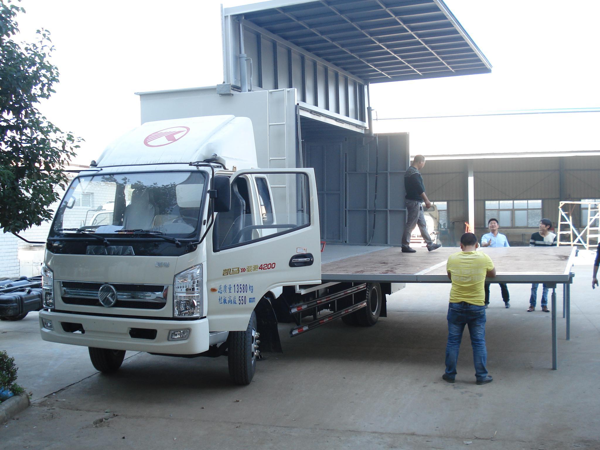 凯马18-36平米舞台车