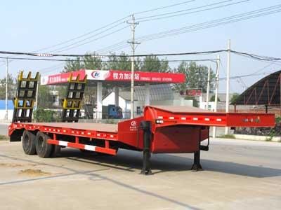 12米低平板半挂车(2轴)