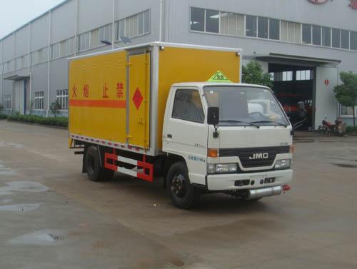 江铃顺达爆破器材运输车(2.5吨)