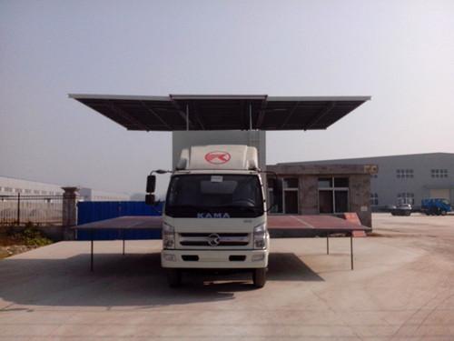 凯马20-40平米舞台车