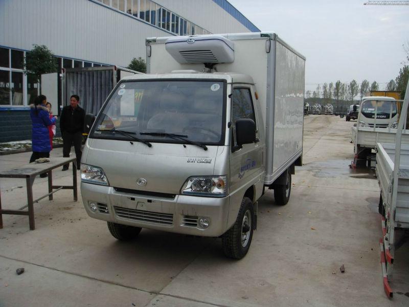福田驭菱冷藏车(2.6米厢)