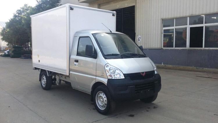 五菱荣光冷藏车(1.2排量)