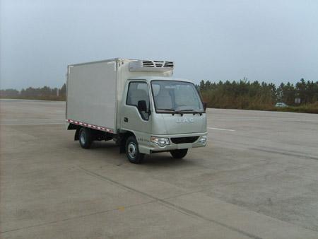江淮好微冷藏车(3.1米厢)