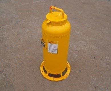 100发防爆容器罐