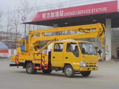 五十铃12-14米高空作业车(100P)