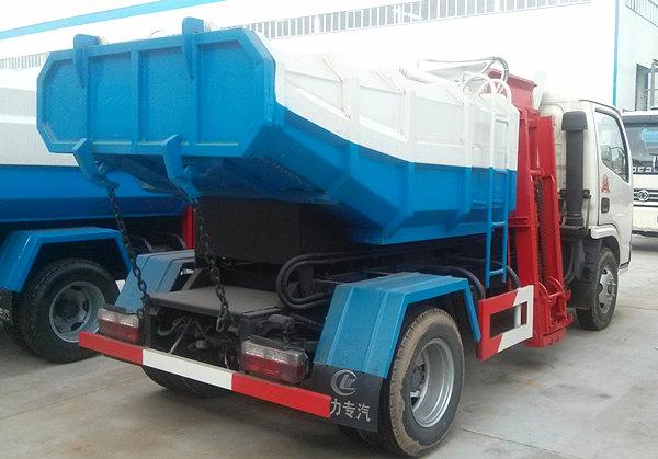 污泥运输车