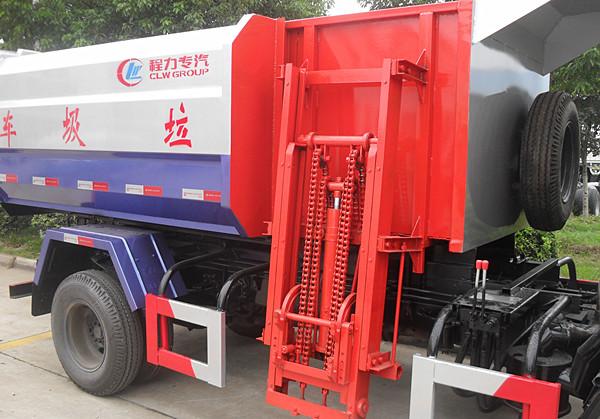 (6方)自装卸式污泥运输车