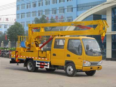 江淮14-16米高空作业车