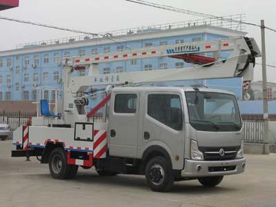 东风凯普特N300高空作业车