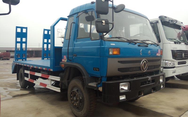 东风145平板运输车(国四)