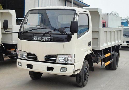 东风小多利卡自卸式垃圾车(3.6米)