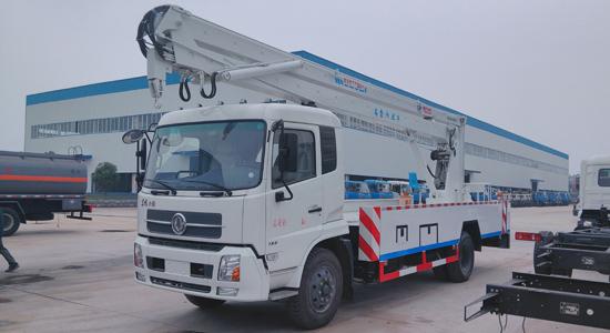 东风天锦高空作业车(20米~24米)