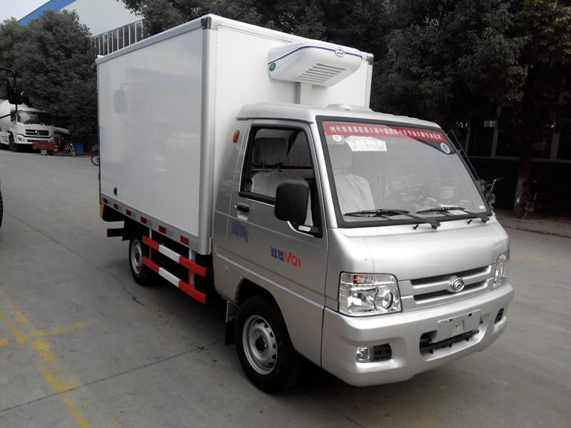 福田伽途冷藏车(国五)