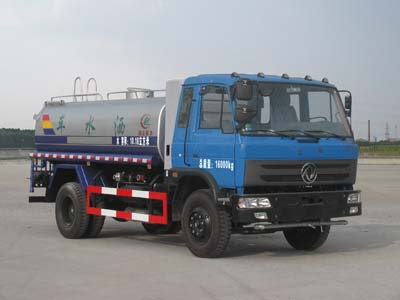 东风天燃气(NG)洒水车(国五12吨)