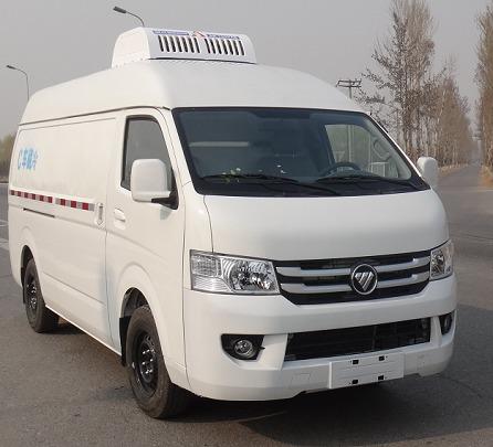 福田G7面包冷藏车(国五)