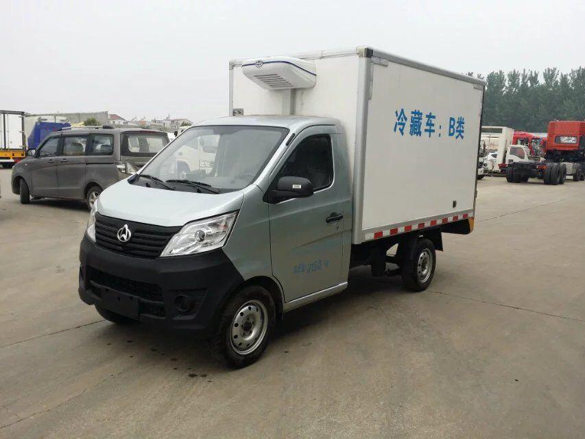 长安国五冷藏车(汽油)