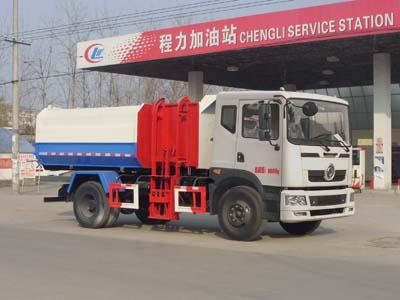 东风D7挂桶式垃圾车(自装卸式垃圾车)