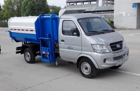 昌河3方挂桶式垃圾车(3方)