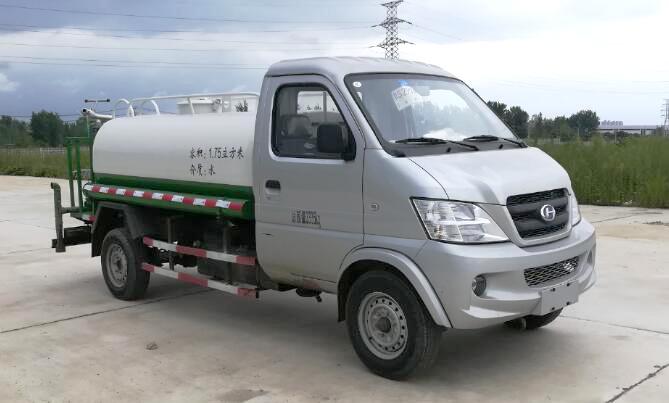 北汽昌河2吨洒水车