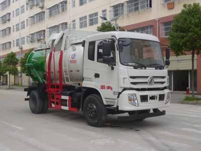 东风145餐厨垃圾车(8方)