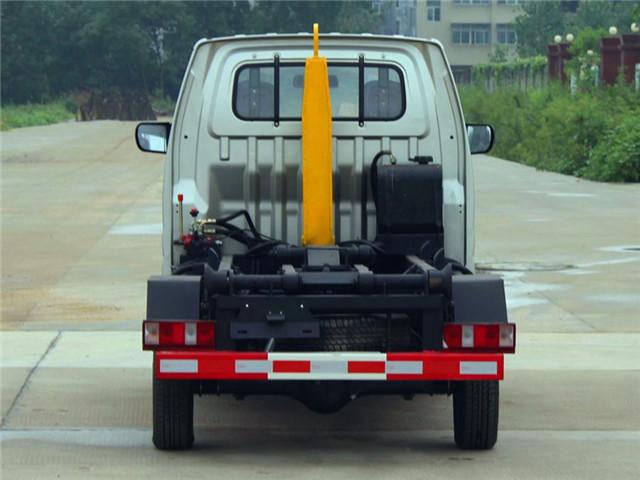 长安拉臂式垃圾车(3方)
