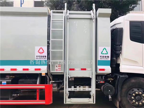 东风天锦分类垃圾车
