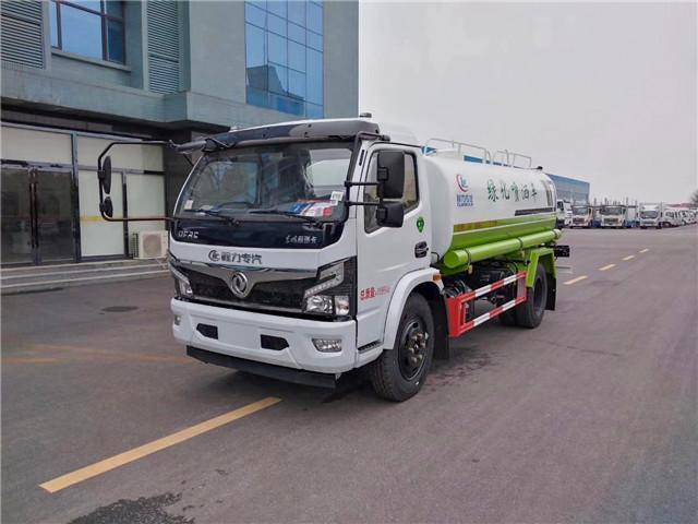 东风福瑞卡9.2吨洒水车(9.2方)